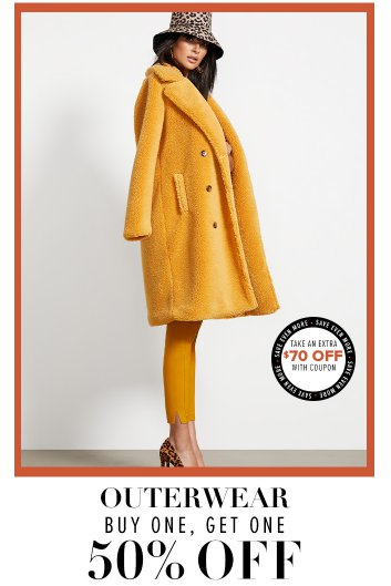 Millcreek Mall ::: Outerwear Buy One, Get One 50% Off