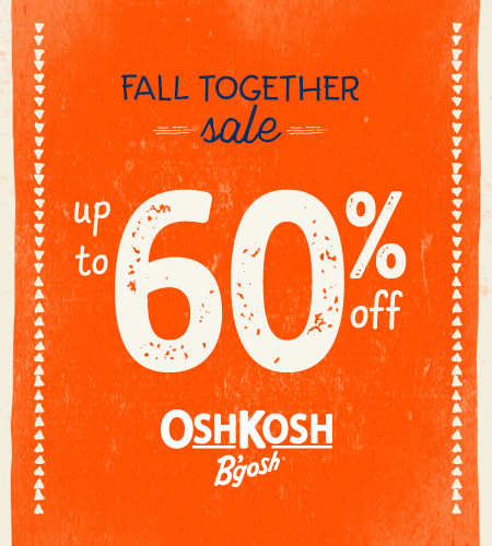 Fall Together Sale Up To 60% Off
