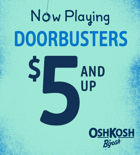 Now Playing Doorbusters $5 And Up