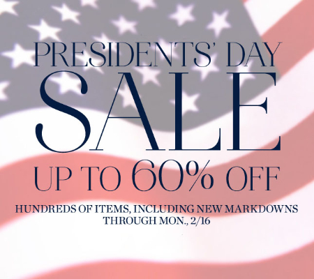 Up To 60 Off Presidents Day Sale At Pottery Barn