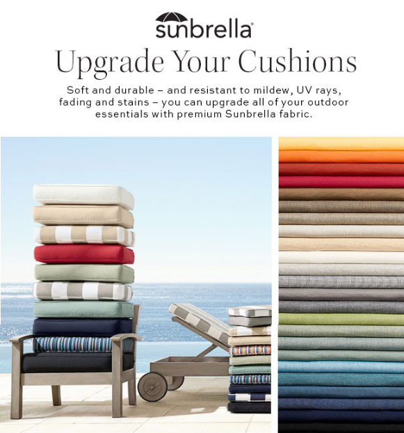 The Promenade Shops At Briargate Upgrade Your Cushions