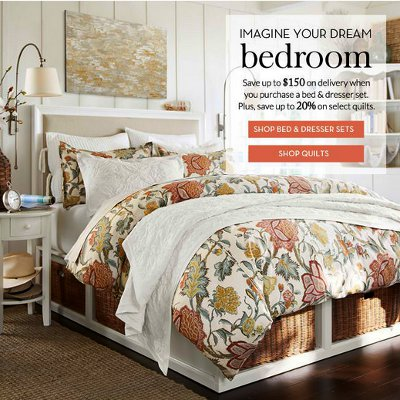 Discount Pottery Barn Quilts Images Frompo
