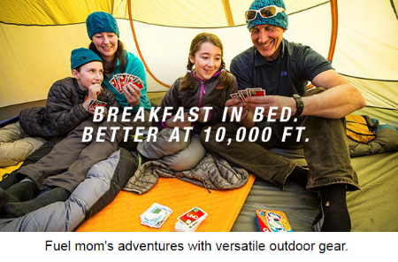 Outdoor Gear for Mom