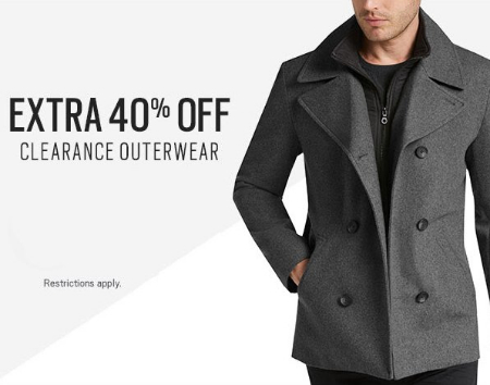 827c60bd7c Ohio Valley Mall :: Extra 40% Off Clearance Outerwear at Men's ...