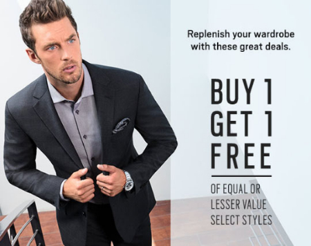 b72e2d46d86c Zona Rosa     Buy 1 Get 1 Free Suits   More     MEN S WEARHOUSE AND TUX