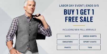 BOGO Free Sale