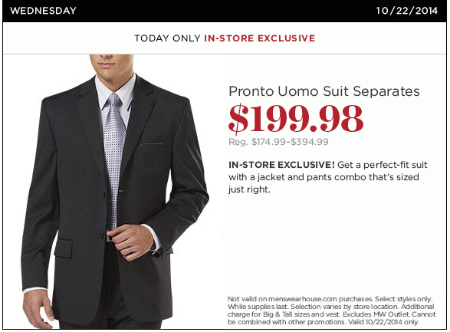 Men's Wearhouse