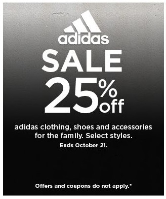 1896cbf3a7d Mansfield Crossing     25% Off adidas Clothing