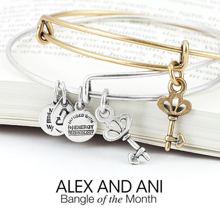 Alex and Ani October Bangle of the Month at Reeds Jewelers