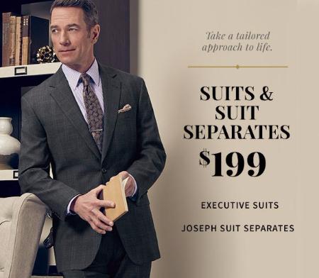 $199 Suits & Suit Separates