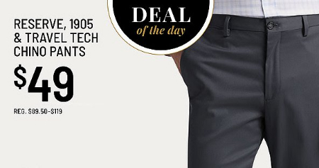 fdb1f5c593b The Avenue West Cobb     Deal of the Day     Jos. A. Bank Clothiers