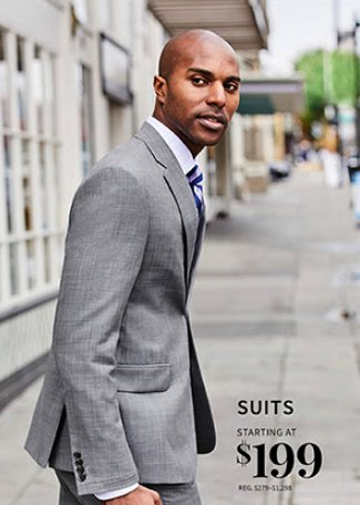 special discount of new concept luxury fashion The Shoppes at Grand Prairie ::: Suits Starting at $199 ...