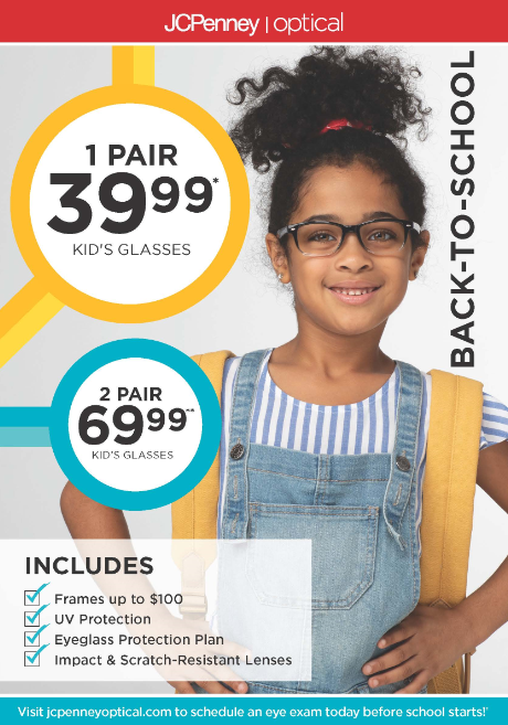 Hawthorn Mall ::: BTS Deals ::: JCPenney Optical