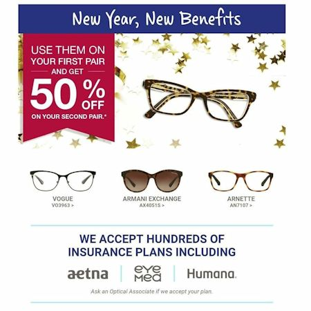 Save More With Your Vision Benefits