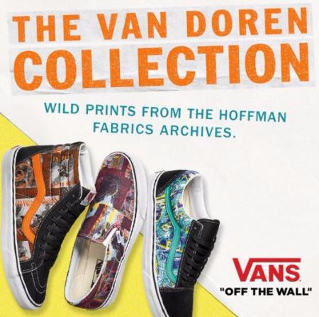 Vans New Wild Prints