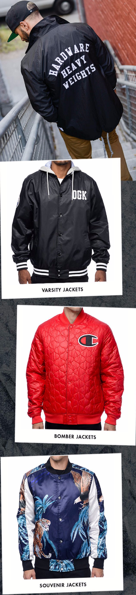 Shop New Arrival Jackets