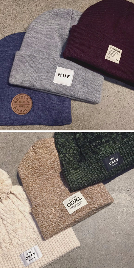 Shop Hundreds of New Beanies