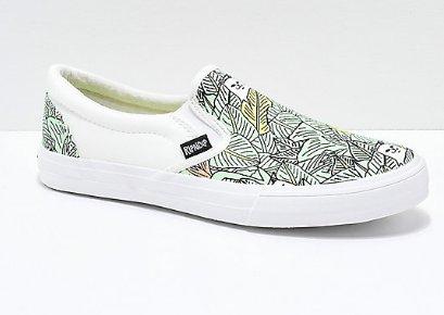 Ripndip Slip On Nermal Leaves Shoes