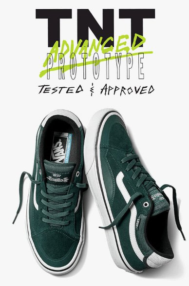 b849d29c406e8f Columbia Mall     Vans TNT ADV Prototype Dark Spruce Green   White ...