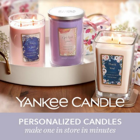 Yankee Candle | ALL Large Candles – 2 for $40 or 3 for $54