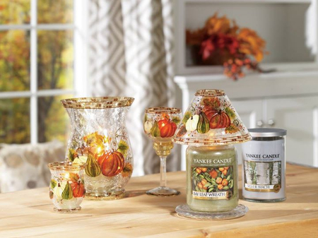 Get Inspired by Our New Home Accents at Yankee Candle