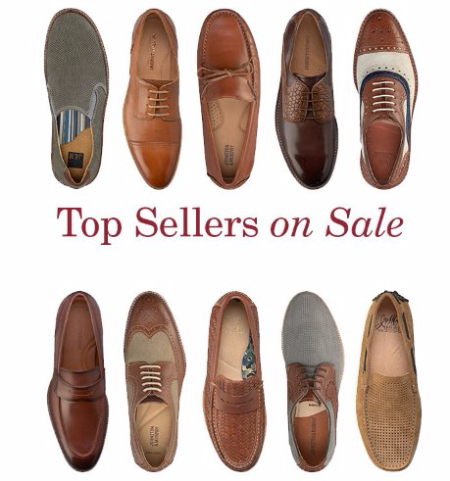 Top Selling Shoes up to 40% Off