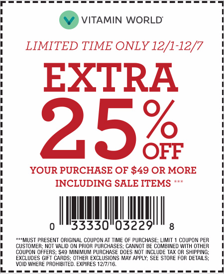 LIMITED TIME COUPON OFFER!