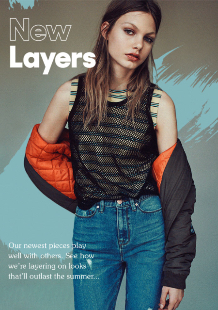 Shop New Layers