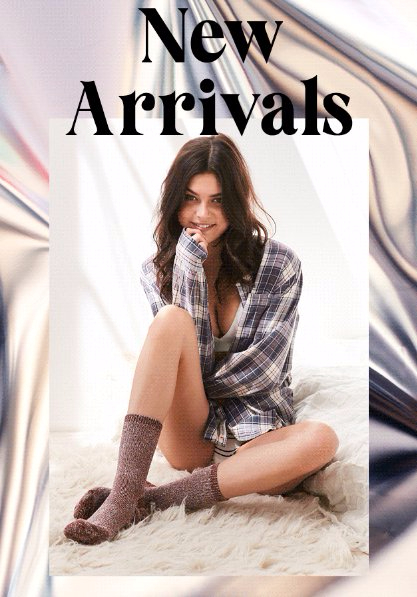 Cozy New Arrivals in Women's
