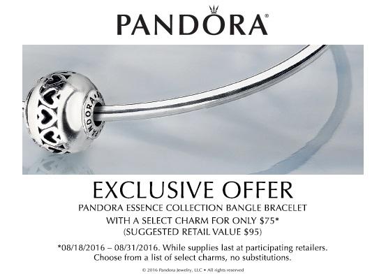 pandora jewelry online promo code jared pandora charms