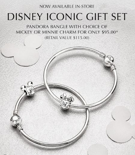 Disney Iconic Gift Set