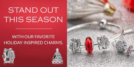Shop Our Holiday-Inspired Charms