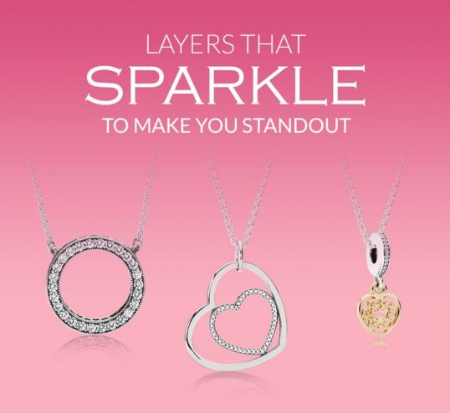 Layers that Sparkle