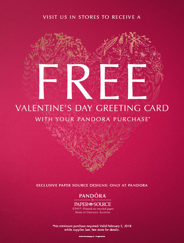 pandora pandora valentines day deals