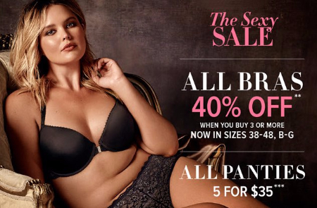 The Sexy Sale