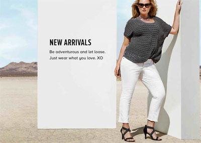 New Arrivals at Torrid