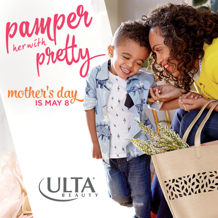 Pamper Her with Pretty this Mother's Day!