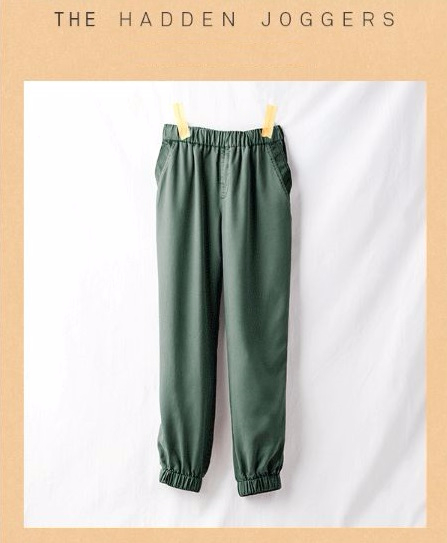 The Most Effortless Pants