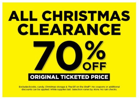 The Avenue East Cobb 70 Off All Christmas Clearance
