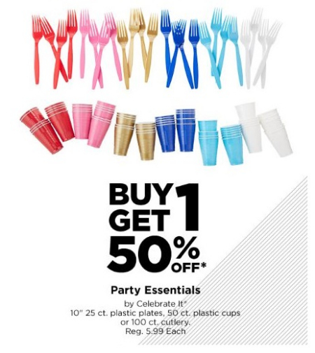 Valley Mall Bogo 50 Off Party Essentials Michaels Arts And
