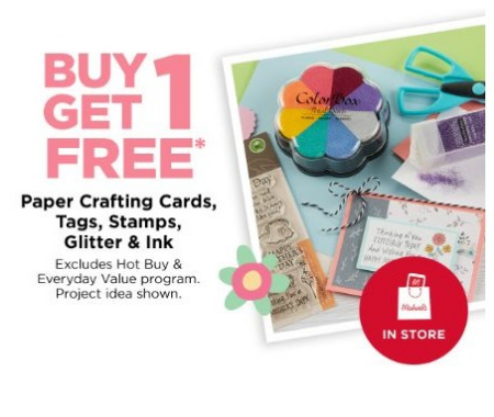 Marketplace At Augusta Bogo Free Paper Crafting Cards Tags