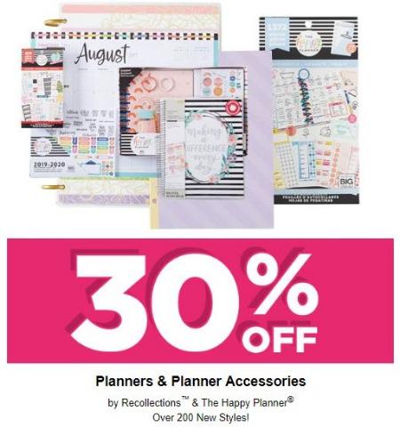 Market Street Flowood ::: 30% Off Planners & Planner
