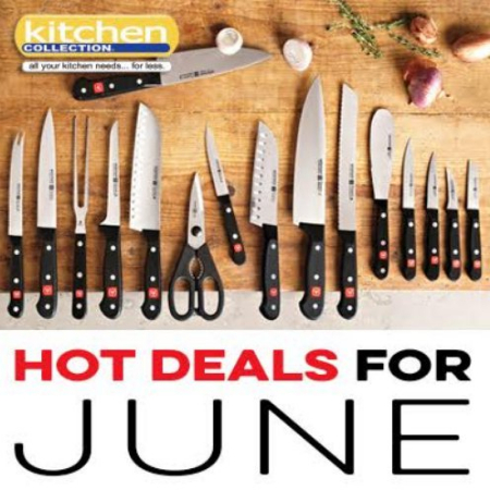 June Kitchen Collection 2018 Promotions And S