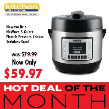Hot Deal Of The Month Kitchen Collection