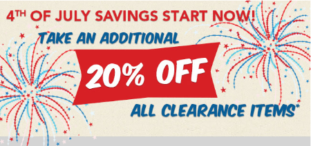 An Additional 20% Off All Clearance Items at Kitchen Collection
