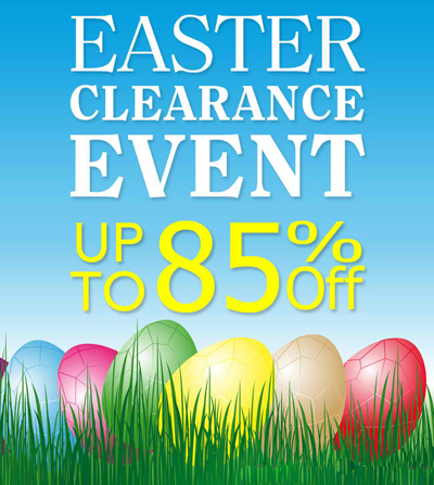 Easter Clearance Event at Kitchen Collection