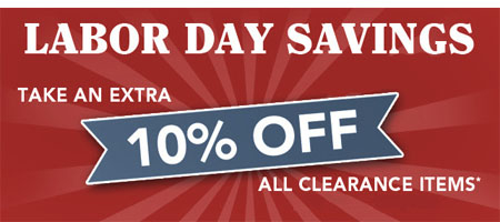 Extra 10% Off Clearance Items at Kitchen Collection
