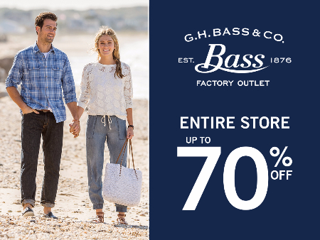 EVERYTHING UP TO 70% OFF!