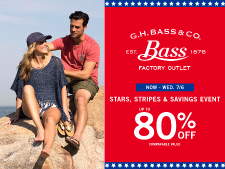 Everything up to 80% off! + Take An Extra 20% Off Your Purchase Including Clearance!*
