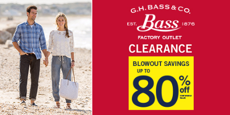 Blowout Savings Up To 80% Off!